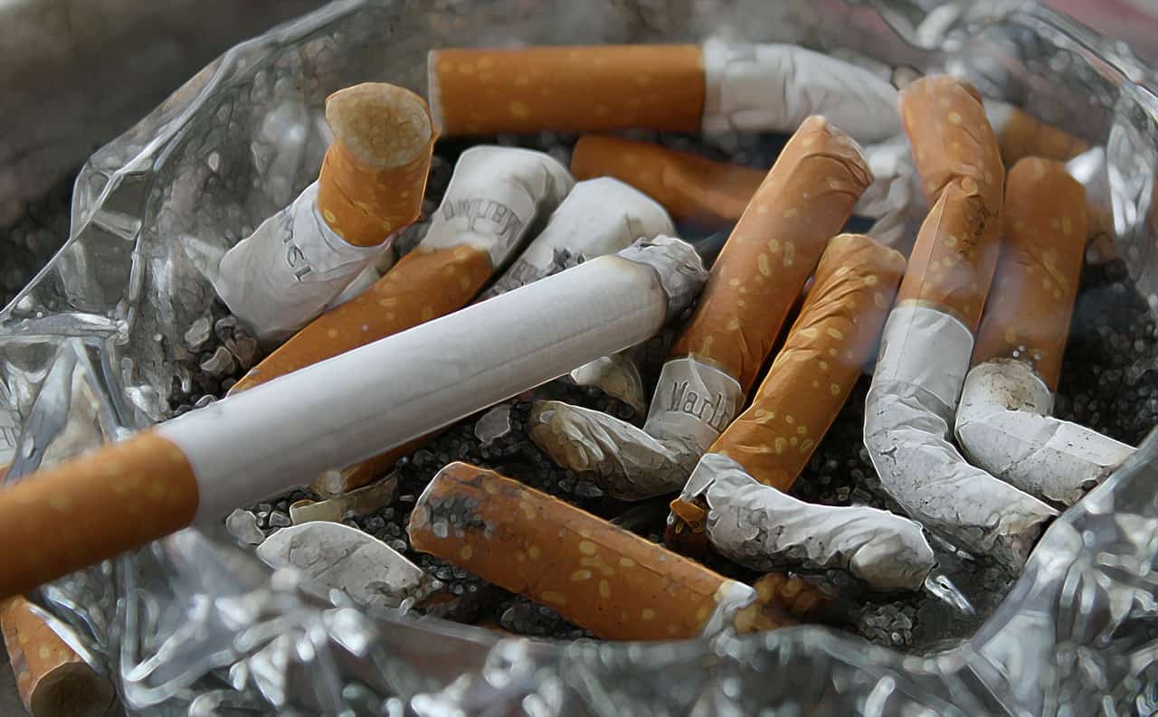 belgyógyászati dohányzás