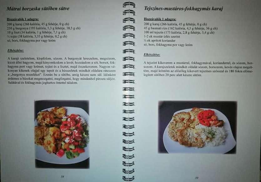 InsuRita Szakácskönyv